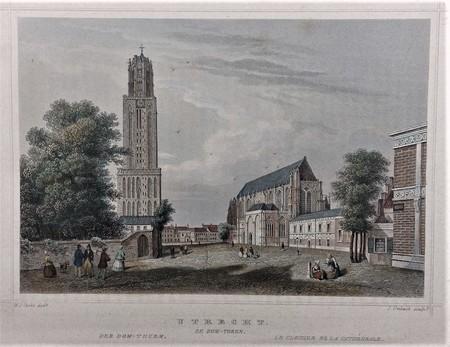 Utrecht. Dom.
