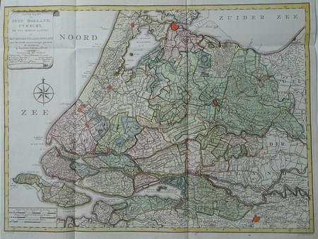 Holland. South Holland. Utrecht.