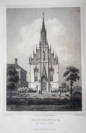 Groenendijk. De Nieuwe Kerk.
