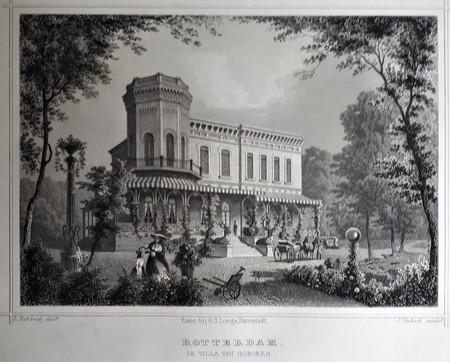 Rotterdam. Villa Hoboken.