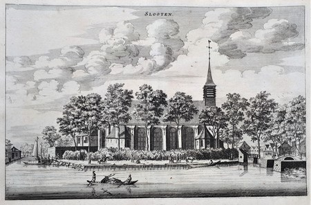 Sloten. Amsterdam.