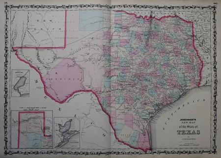Verenigde Staten. Texas.