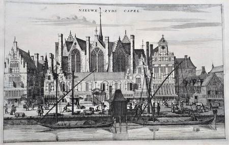 Amsterdam. Niewezijds Kapel