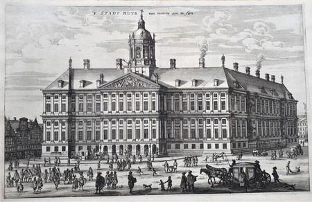 Amsterdam. Royal Palace.