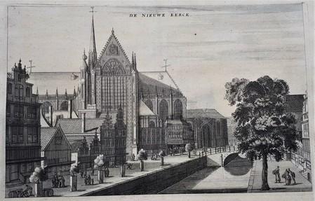 Amsterdam. New Church (Nieuwe Kerk)