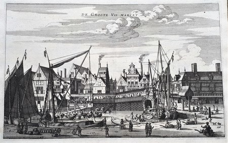 Amsterdam. Dam. Damrak.