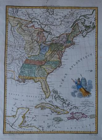 Verenigde Staten. Grote Antillen.
