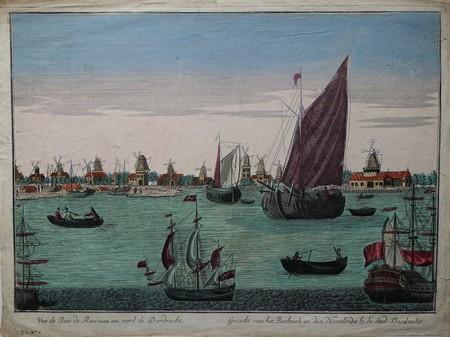 Dordrecht. Biesbosch. Noordendijk.