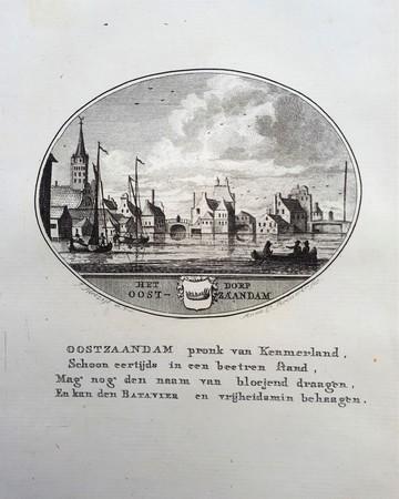 Zaandam, Oost-Zaandam.