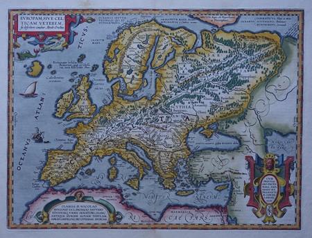 Europe. Ancient Europe.