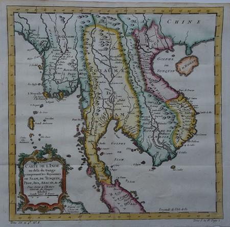 Southeast Asia. Indochina.