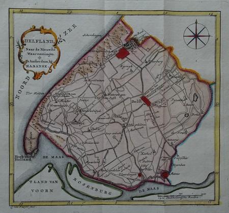 Holland. Delfland.
