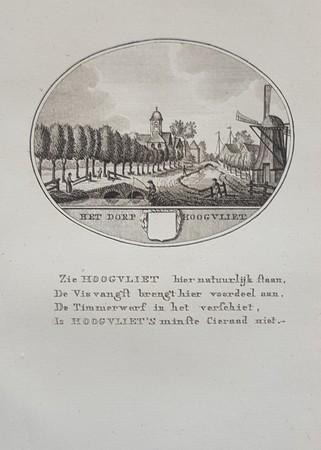 Rotterdam. Hoogvliet