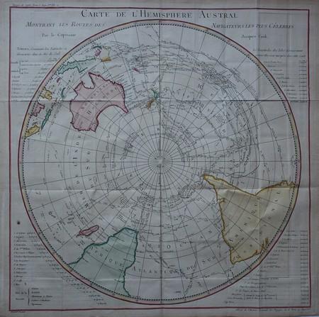 World. Southern Hemisphere