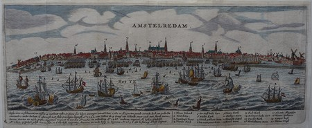 Amsterdam. View.