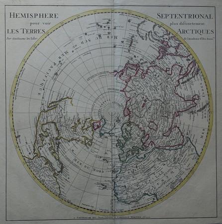 World. Northern Hemisphere