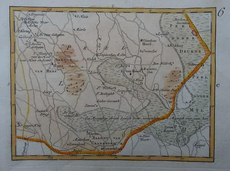 Brabant. Geldrop / Asten / Budel
