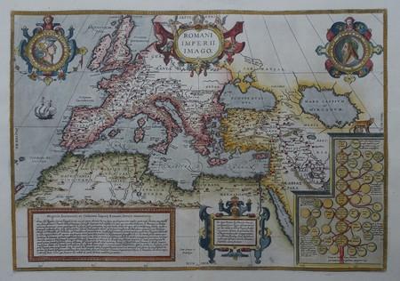 Europa. Romeinse Rijk.