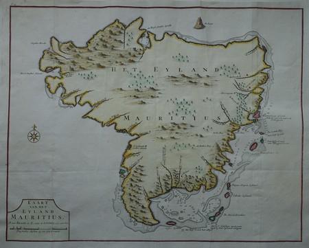 Afrika. Mauritius.