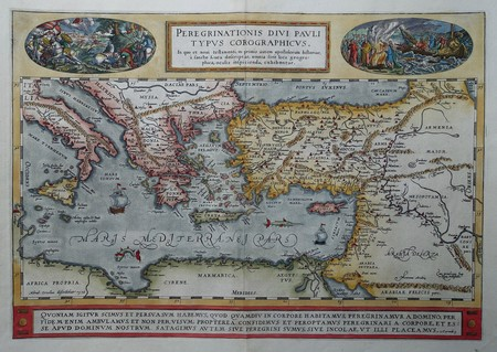 Eastern Mediterranean.