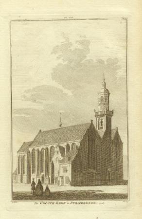 PURMEREND. Grote Kerk.