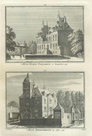 KOUDEKERK A/D RIJN. Klein Poelgeest en Berendrecht.