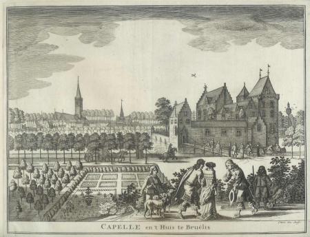 KAPELLE en Huis Bruëlis.