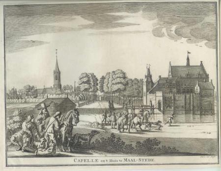 KAPELLE en Huis Maalstede.