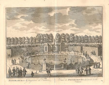 NEDERHORST DEN BERG. Petersburg.