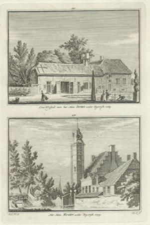 RIJSWIJK. Huis Burg/Huis Hoorn..