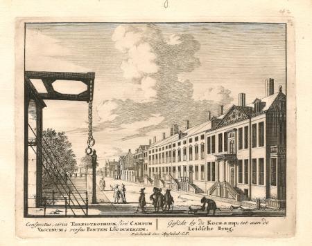 DEN HAAG ('s Gravenhage).Koekamp, Leidsche Brug.