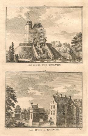 HOUTEN. Oud-Wulven en Wulven.