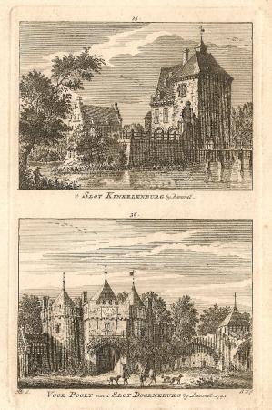 BEMMEL. Kinkelenburg en Doorneburg.