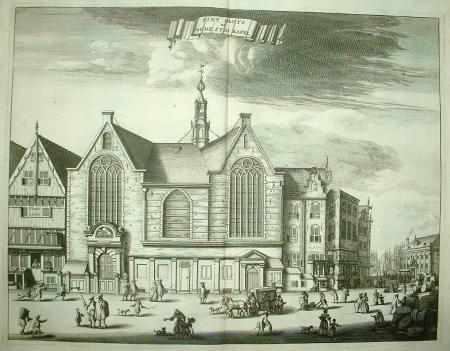 AMSTERDAM. Sint Olofskapel