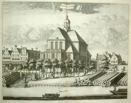 AMSTERDAM. Oosterkerk.