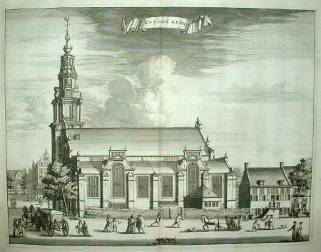 AMSTERDAM. Zuiderkerk.