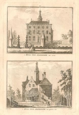 WARMOND. Oud Alkemade.