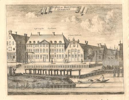 AMSTERDAM. VOC.