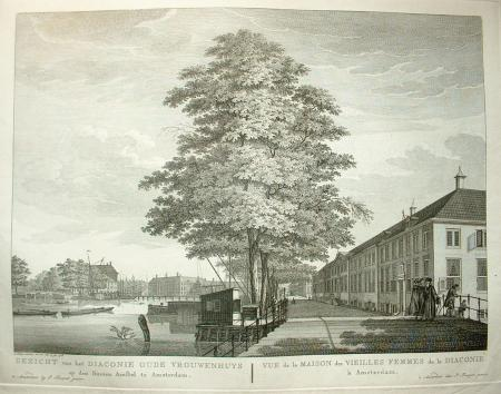 AMSTERDAM. Amstelhof. Hermitage.