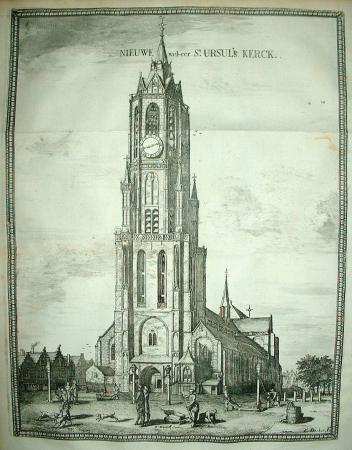DELFT. Nieuwe Kerk.