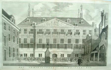 AMSTERDAM. Voormalig stadhuis. Hotel The Grand.