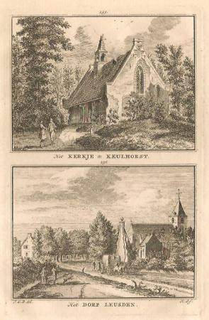 LEUSDEN. Dorp Leusden / Keulhorst