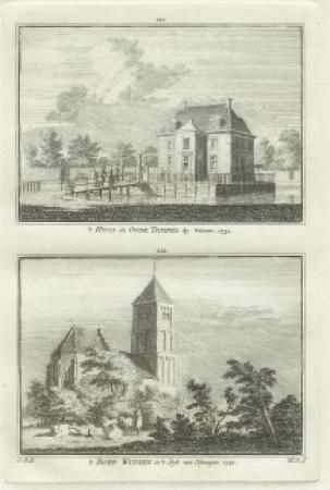 WINSSEN. Huis en dorp.