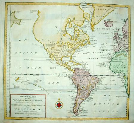 AMERIKA: Noord- en Zuid-Amerika