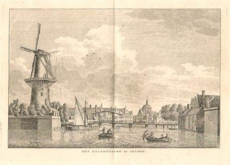 Leiden. Galgewater.