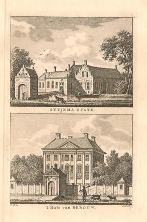 HALLUM: Sytjema State/ Huis van Berouw