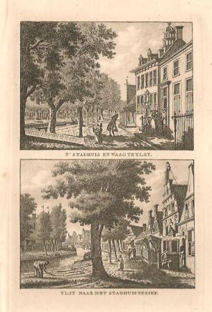 IJLST: Stadhuis en Waag