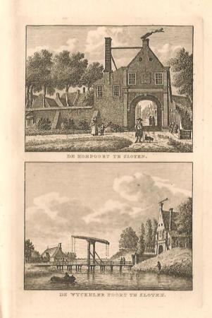 SLOTEN: Koepoort en Wyckeler poort