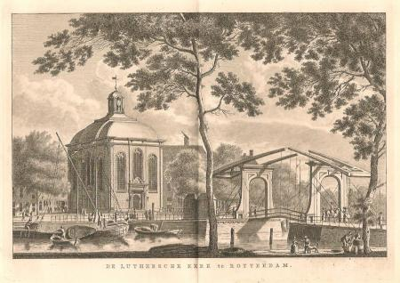 ROTTERDAM. Luthersche Kerk.