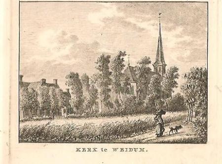 WEIDUM: Kerk.